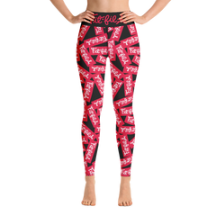 Fit-Fil-A Yoga Leggings W Pocket Black