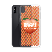 Peach iPhone Case
