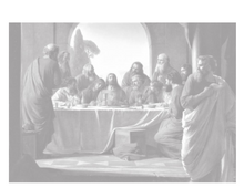 Load image into Gallery viewer, The Last Supper Puzzle (Carl Bloch)