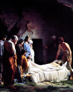 """Burial of Christ"" Puzzle (Carl Bloch)"