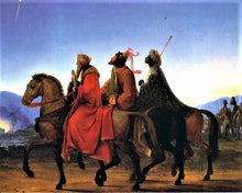"Load image into Gallery viewer, ""Three Wise Men"" Puzzle (Kupel Wieser) Download"