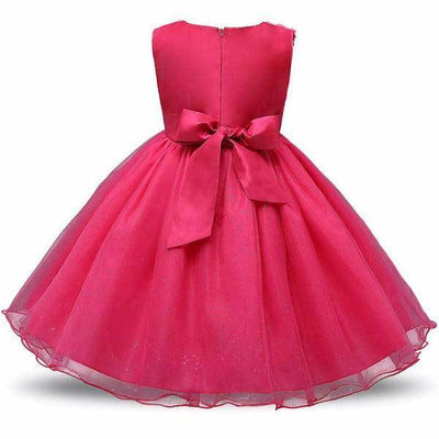 Rose Prom-Style Dress