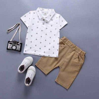 Summer Polo Set