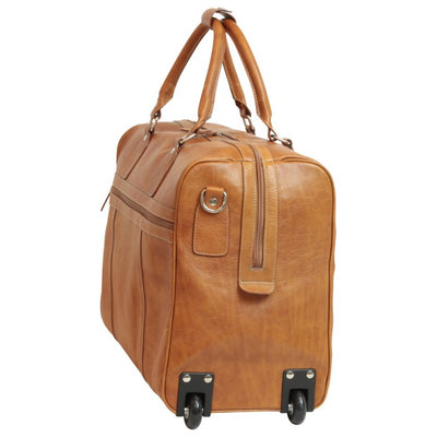 Duffel bag – Colonial - Italian Calfskin Leather