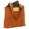Tote Bag - Colonial - Italian Calfskin Leather