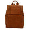 Laptop backpack – Colonial - Italian Calfskin Leather