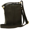 Satchel Bag - Black - Italian Calfskin Leather