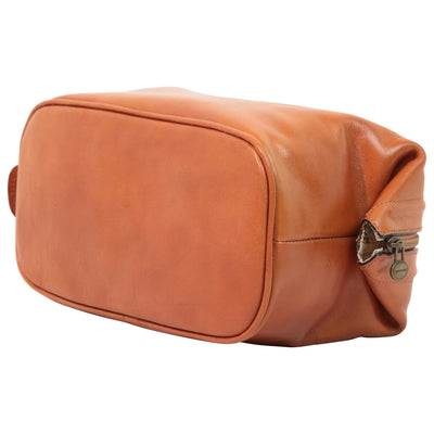 Beauty Case - Colonial - Italian Calfskin Leather