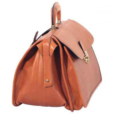 Doctors Bag – Colonial - Italian Calfskin Leather