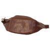 Belt Pack - Brown - Italian Calfskin Leather