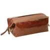 Beauty Case - Brown - Italian Calfskin Leather