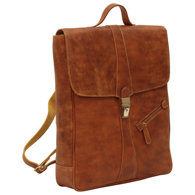 Laptop Case - Colonial - Italian Calfskin Leather