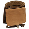Laptop Case - Dark Brown - Italian Calfskin Leather