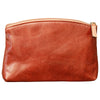 Beauty Case 20cm - Brown - Italian Calfskin Leather