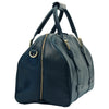 Duffle Bag - Black - Italian Calfskin Leather