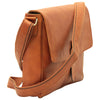 Messenger - Colonial - Italian Calfskin Leather