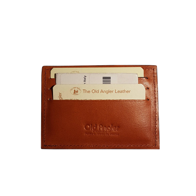 Card Holder - Colonial - Italian Calfskin Leather