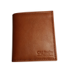 Wallet 'Square' - Colonial - Italian Calfskin Leather