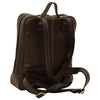 Backpack - Black - Italian Buffalo Leather