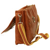 Briefcase - Colonial - Italian Buffalo Leather