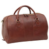 Duffle Bag - Brown - Italian Nappa Leather