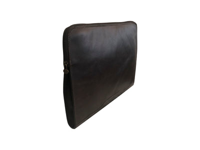 Portfolio - Laptop - Dark Brown