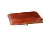 Portfolio - Italian Leather Folder - Brown
