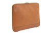 Portfolio - Italian Leather Folder - Colonial