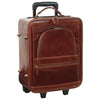 Trolley - Brown - Italian Cowhide Leather