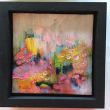 Load image into Gallery viewer, Summer Dreaming - 14 6x6 ~Framed