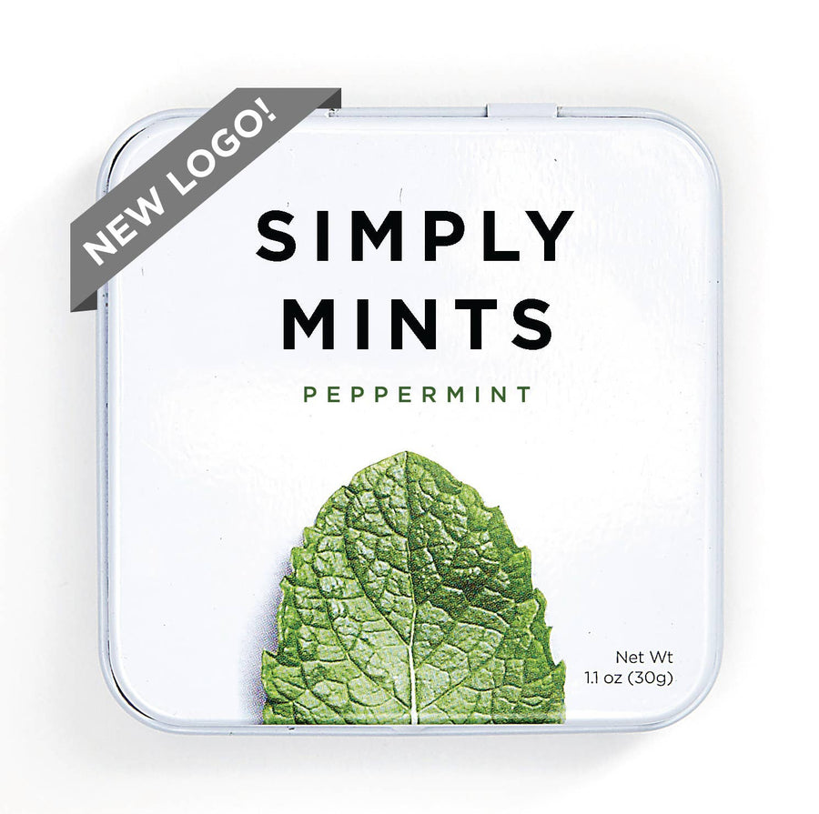 Simply Gum - Simply Mints: Peppermint