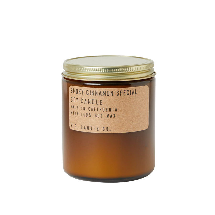P.F. Candle Co. - *SEASONAL* Smoky Cinnamon Special - 7.2 oz Standard Candle