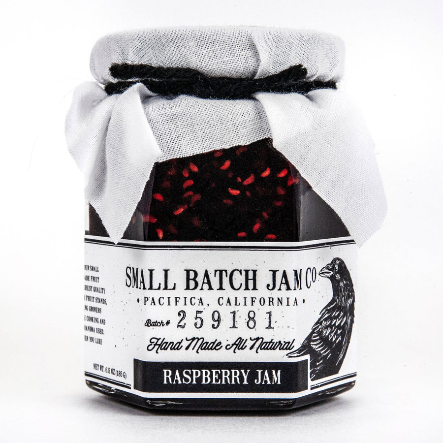 Small Batch Jam Co. - Raspberry Jam
