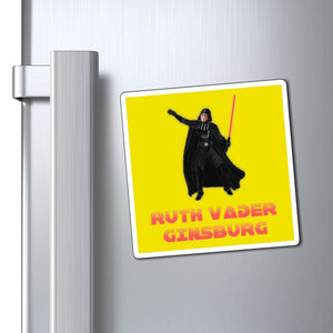 Ruth Vader Ginsburg Magnets - True Blue Gear