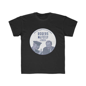 """Rogers/McFeely 2020"" Kids Regular Fit Tee"