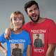 """Moscow Mitch"" Unisex Jersey Short Sleeve Tee - True Blue Gear"