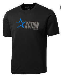 T-shirt homme confortable exclusif aux coachs Team Action