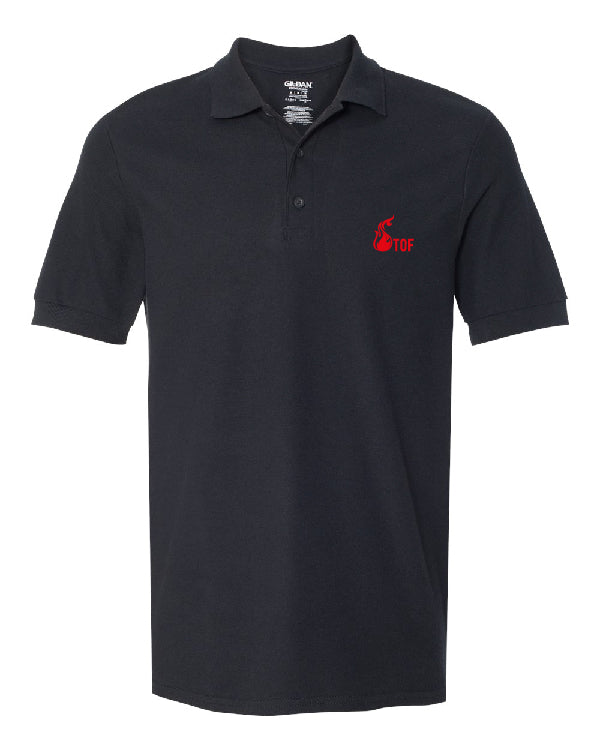 Polo homme 100% cotton  - Tof