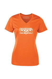 Baseball MOM & DAD Orange extreme- Jets