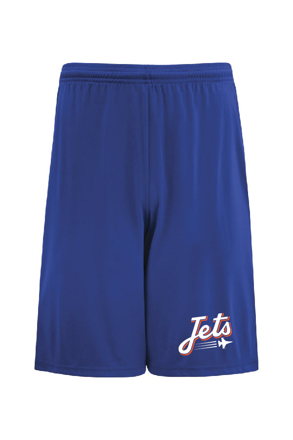 Short  royal de sport- Jets