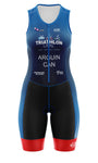 Sleeveless Trisuit - Laval Triathlon