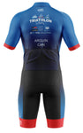 Trisuit with handle - Laval Triathlon