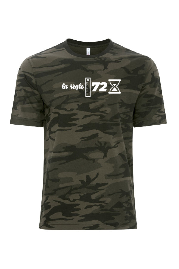 Rule 72 T-Shirt - TOF