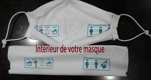 Masque collection sourire