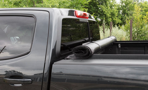 Get full bed access with the Access LiteRider Truck Bed Cover