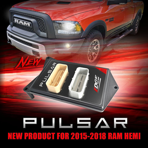 Now for 2019 RAM Trucks and 2015-2018 as well: the Pulsar