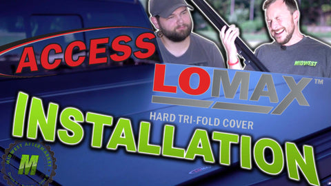 Check out our videos on YouTube covering the Access Lomax