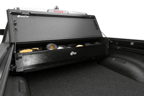 A toolbox that hides under your tonneau cover BAKBox 2