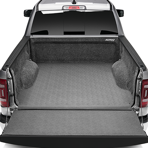 BedRug Impact Liner covers both the floor of your truck bed and the side walls
