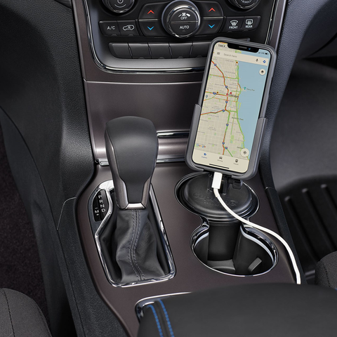 WeatherTech's CupFone: the most universal smart phone mount ever created